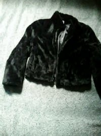 black and gray fur coat Portage, 49002