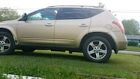 Nissan - Murano - 2004 Youngstown