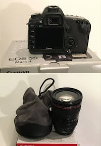 Canon EOS 5D Mark II excellent shapee Massachusetts