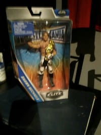 Shawn Michaels WWE action figure