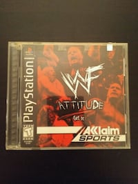 WWF Attitude for PS1  Vaughan, L4L