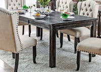 Wingback Dining Table Set (Brand New In Box) Ontario, 91764