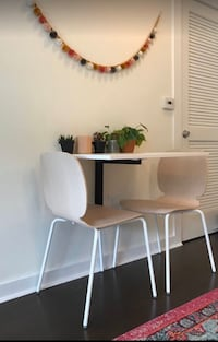 Ikea Wall-mounted Table - Drop Leaf White. Gaithersburg, 20879