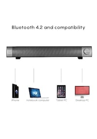 Brand new Bluetooth soundbar wireless speaker Monterey Park, 91754