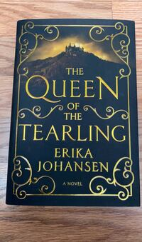 Book - The Queen of the Tearling