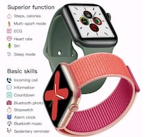 Series 5 Style Smart Watches