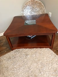 2pc Cherry Cocktail table and sofa/console table Waldorf, 20603