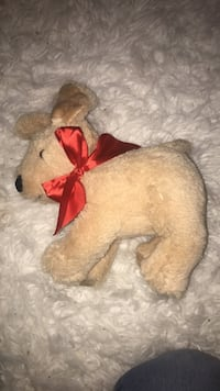 brown and red bear plush toy Visalia, 93277