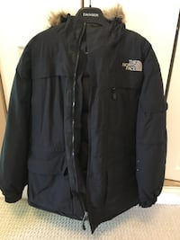 EUC The North Face McMurdo Parka Burlington, L7L 7N4
