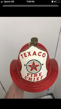 Texaco fire chief hat Plymouth, 55446