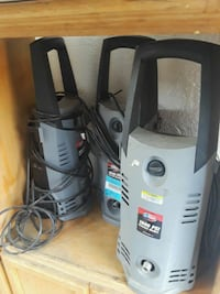gray and black corded power tool Bakersfield, 93306