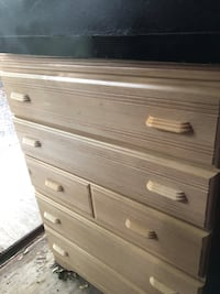 """Chest of drawers 48"""" tall x 34"""" wide 5 drawers  Taneytown, 21787"""