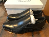 pair of black leather dress shoes Midland, 48642