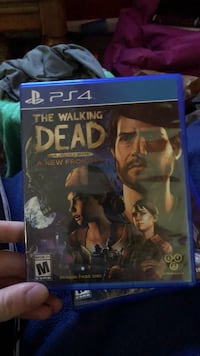 PS4 The Walking Dead: A New Frontier Amissville, 20106