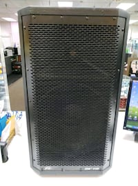 black and gray subwoofer speaker Oxon Hill, 20745