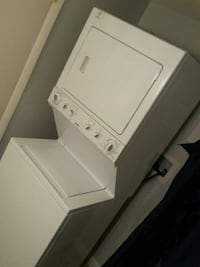 Stackable washer & dryer Winston-Salem, 27106