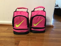 Nike pink lunch bag(2 for 7) 21 km