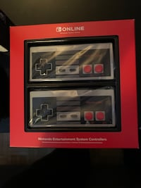 Nintendo Switch wireless NES controllers (Official)