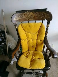 yellow and black camping chair West Valley City, 84119