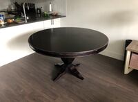 Hardwood Dining Table Victoria, V9A 1A6
