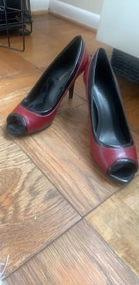Red and Black Pumps Alexandria, 22303