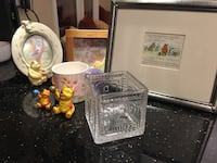 Winnie The Pooh Decorative items Herndon, 20171