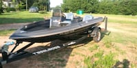 15 ft. Bass boat Royston, 30662