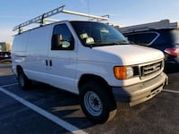 2007 Ford Econoline Van - price reduced  Silver Spring