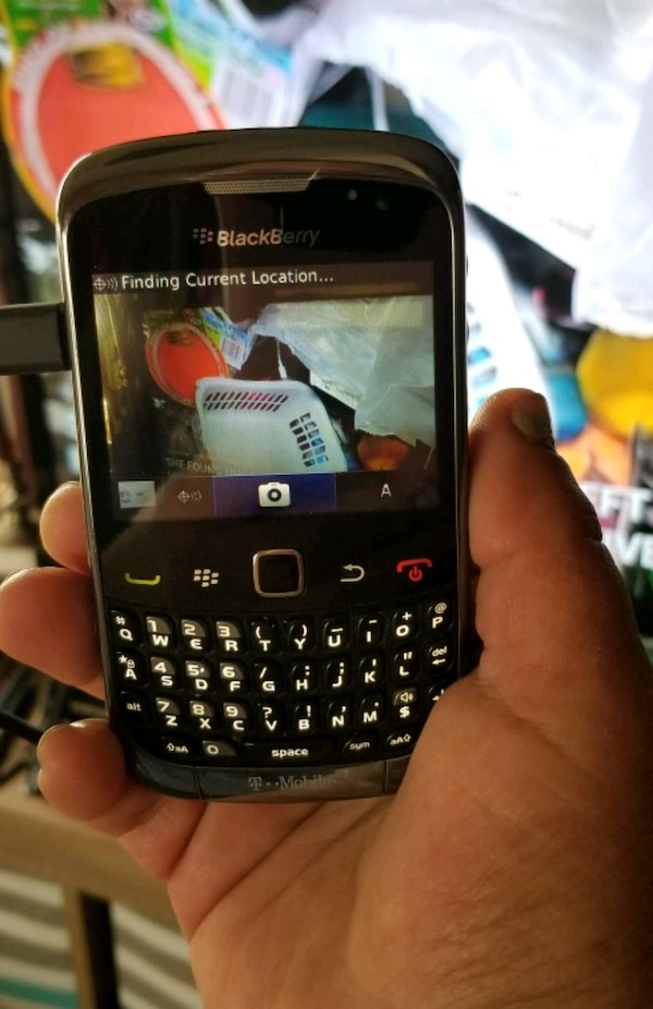 BlackBerry Curve 1
