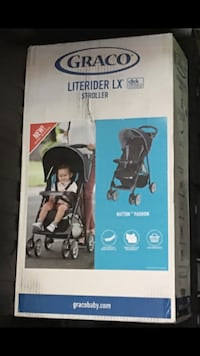 Graco Literider stroller in color Hatton Fashion Falls Church, 22042