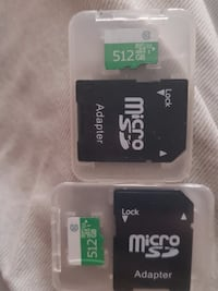 Micro sd 512gb Clase 10 Madrid