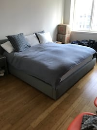 King Size Bed New York, 10282
