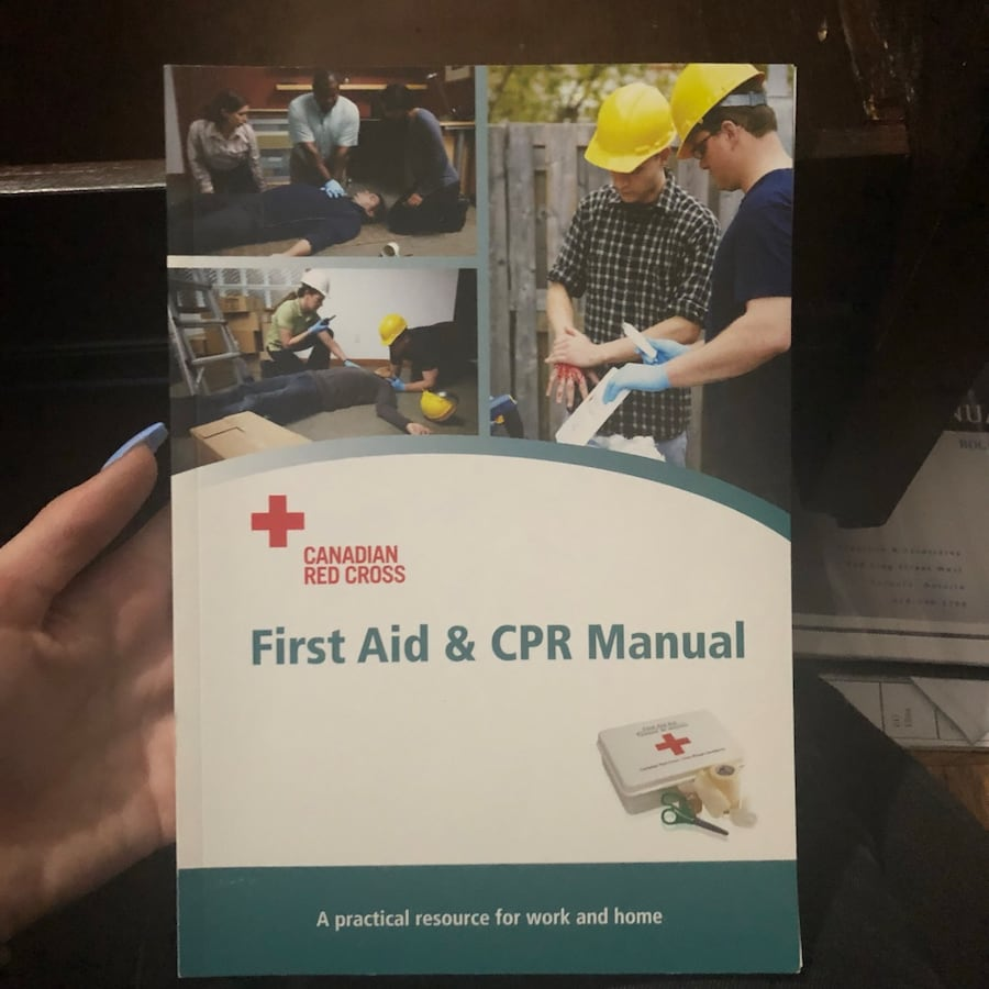 First aid and cpr Manual