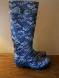 New Ladies Kamik Rubber Boots