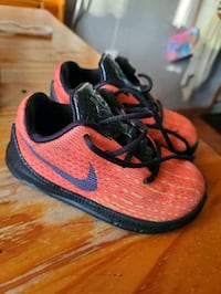 Size 6c Nike kd's Timberville