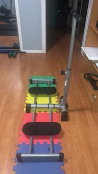Leg magic exercise machine  Brampton