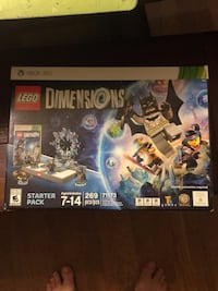 Lego Dimensions Starter Pack XBox 360 Herndon, 20171