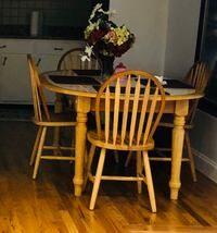 Kitchen table with chairs Yonkers