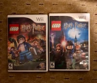 Wii LEGO Harry Potter yr 1-4 and 5-7 Moseley, 23120