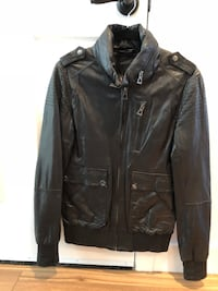 Rudsak leather jacket size xs Montréal, H2K 3L1