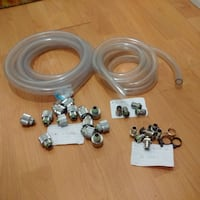 1/2 ID x 3/4 ID water cooling fittings Delta
