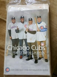 New CHICAGO CUBS Paperback 2005 info