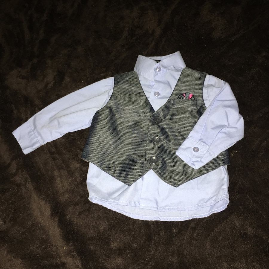 children's suit and vest for sale  Coquitlam
