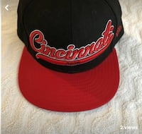 New Era Cincinnati Reds Fitted Hat Charles Town, 25414