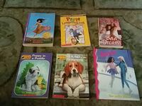 Chapter books $1each San Fernando, 91340