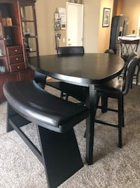 Espresso Table and Chairs Perris, 92571