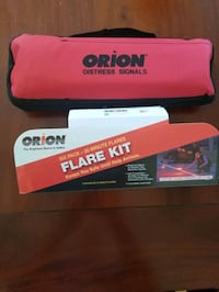 Orion Safety Flare Kit Arcadia, 91007