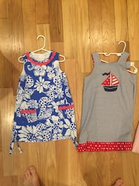 girls dresses - 5T Arlington, 22206