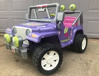 purple and pink ride-on toy car Conway, 72032