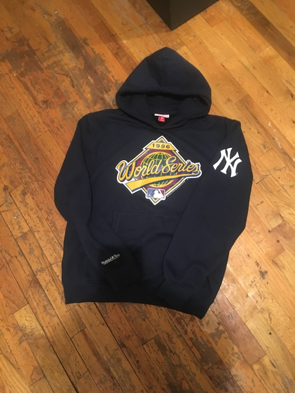 separation shoes 71b38 22ab1 Yankee mitchell n ness Hoodie